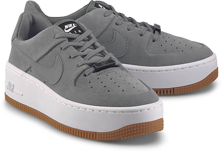 nike air force damen weiß