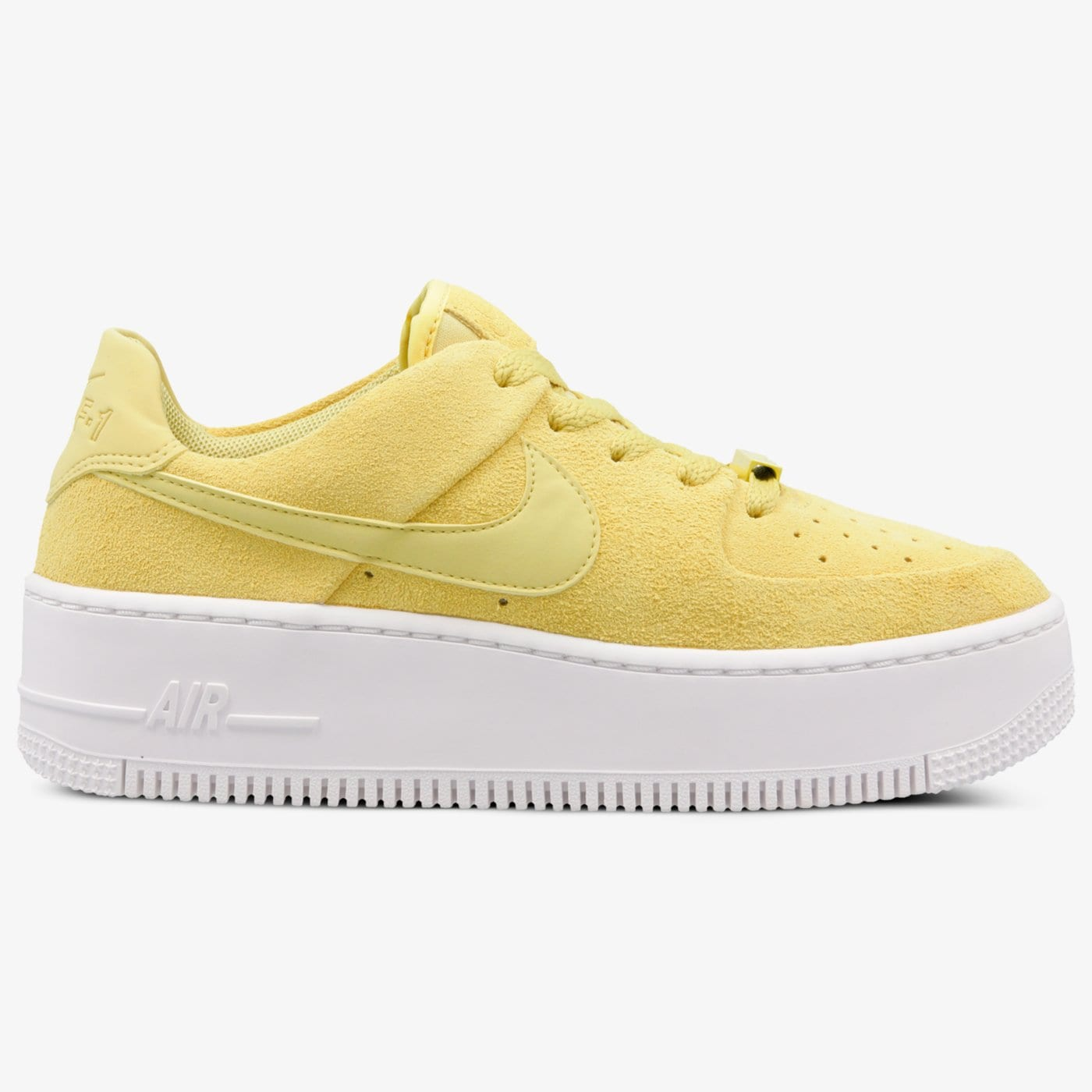 nike air force gelb
